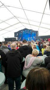 Bjørn Øks & Heil Ved på Rootsfestivalen